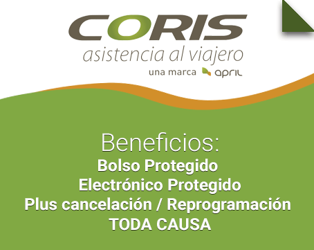 Encuentra los mejores beneficios con Coris April International
