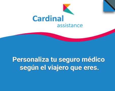 Personaliza tu seguro médico según el viajero que eres