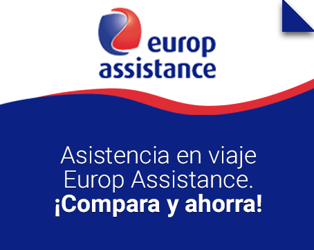 Asistencia en viaje Europ Assistance. Compara y ahorra