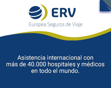 Asistencia internacional con más de 40.000 hospitales y médicos en todo el mundo