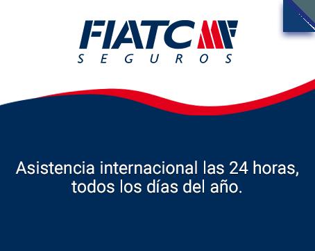 Asistencia internacional las 24 horas todos los días del año