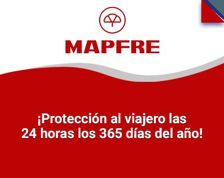 Protección al viajero las 24 horas los 365 días del año